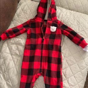 Carters Baby Boy Fleece 6 months